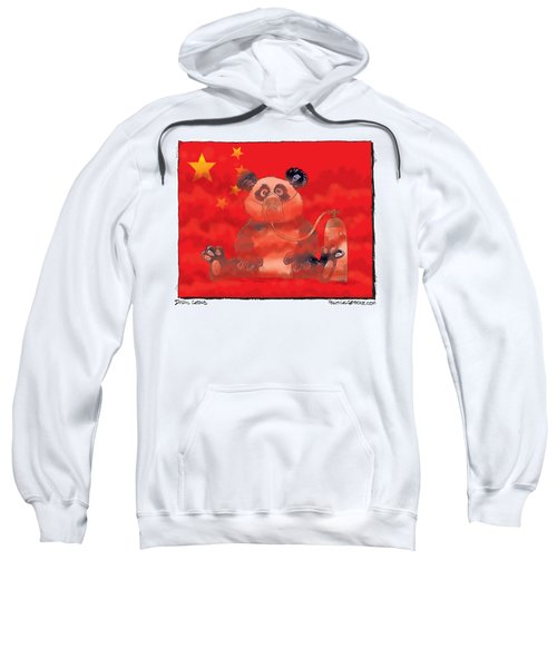 Pollution In China Sweatshirt