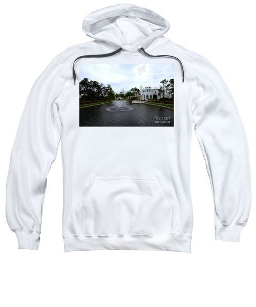 Pond At Alys Beach Sweatshirt