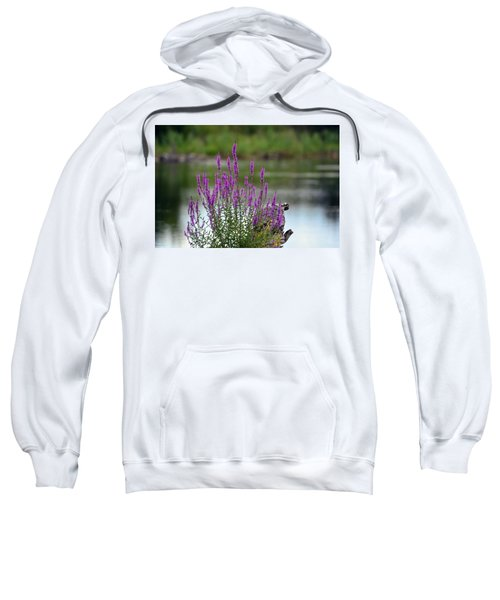 Pond Scene Sweatshirt
