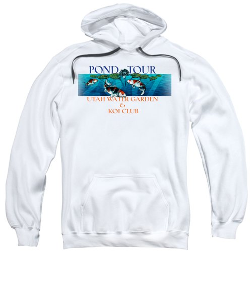 Pond Tour Sweatshirt by Rob Corsetti