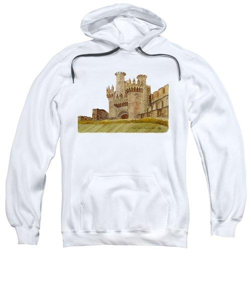 Ponferrada Templar Castle  Sweatshirt