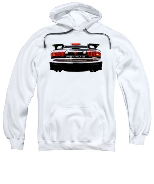 Pontiac Trans Am Rear Lights Sweatshirt