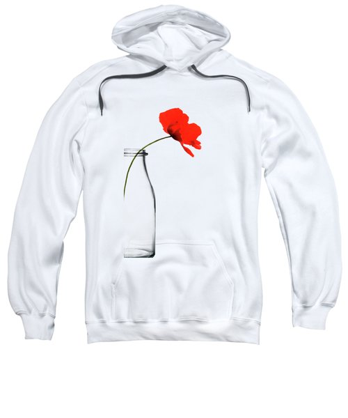 Poppy Red Sweatshirt