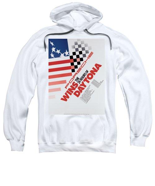 Porsche 24 Hours Of Daytona Wins Sweatshirt