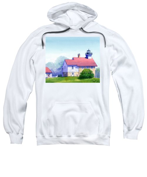 Port Washington Lighthouse Sweatshirt
