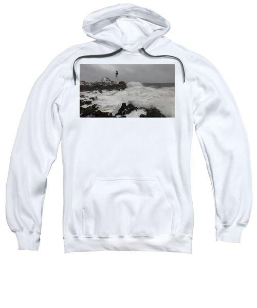 Portland Head Light Nor'easter Sweatshirt
