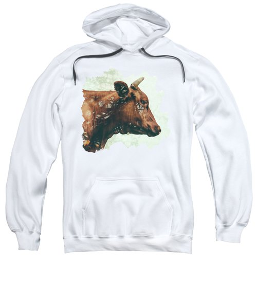 Portrait Of Bess Sweatshirt