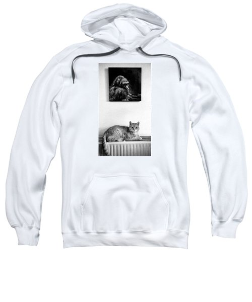 Portraitiere Mich. Jetzt.  #imhotep Sweatshirt
