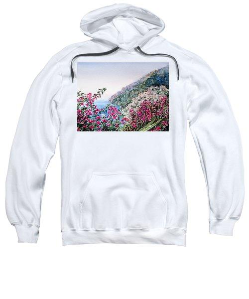 Positano Italy Sweatshirt