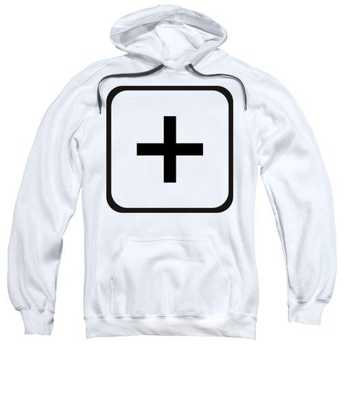 Positive Art Sweatshirt