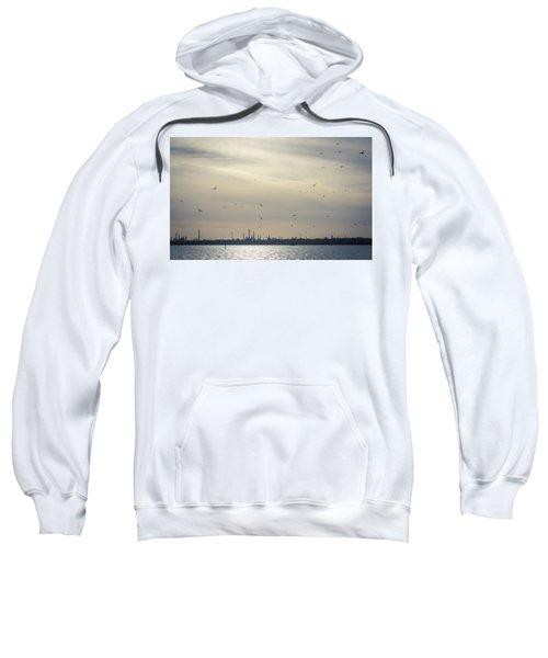 Power By The Sea Sweatshirt