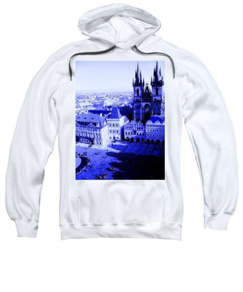 Prague Cz Sweatshirt