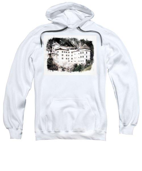 Predjama Castle Sweatshirt
