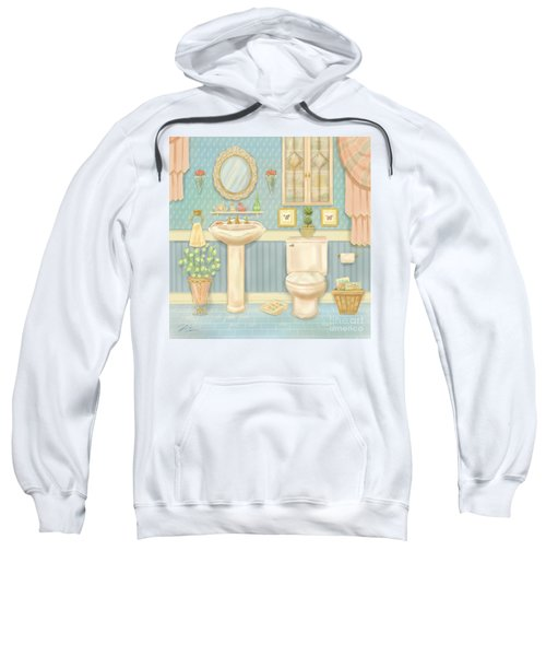 Pretty Bathrooms Iv Sweatshirt