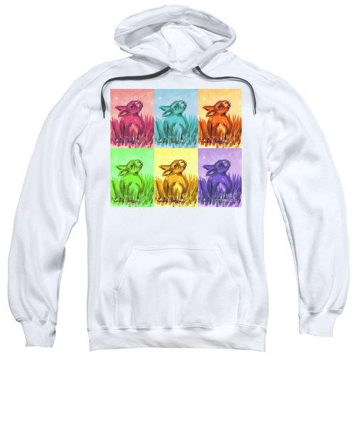 Primary Bunnies Sweatshirt