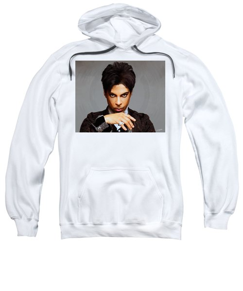 Prince Sweatshirt by Paul Tagliamonte