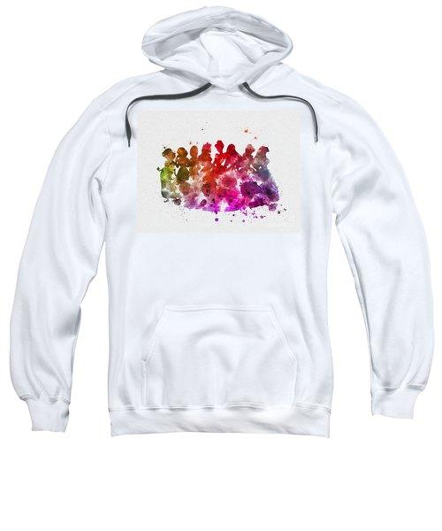 Princesses  Sweatshirt