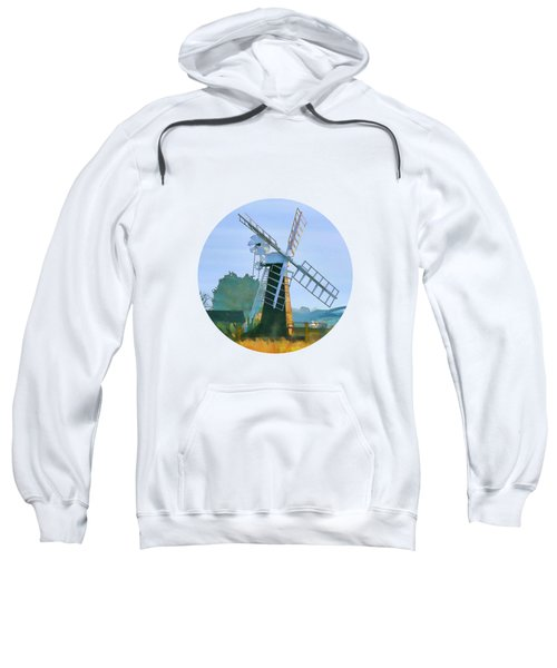 Priory Windmill Sweatshirt