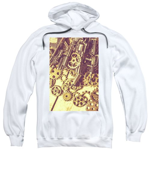 Process Of Strategic Battle Sweatshirt