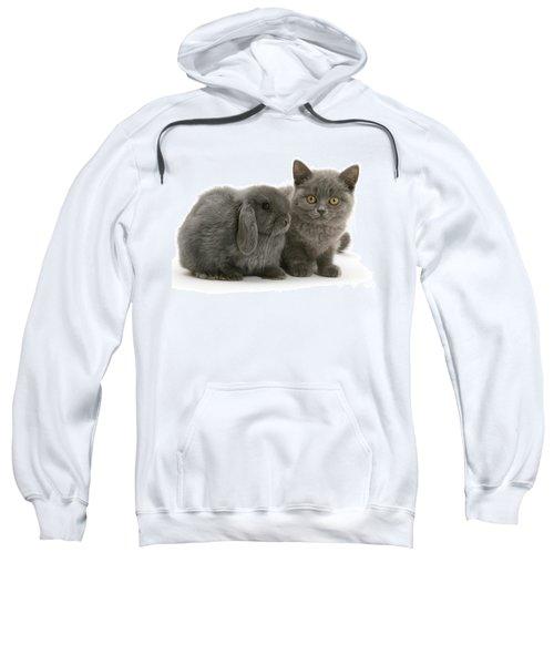 Proud Of My Grey Hare Sweatshirt