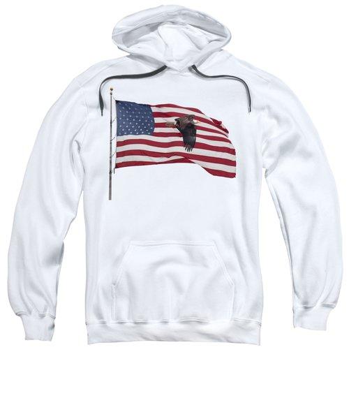 Proud To Be An American Sweatshirt