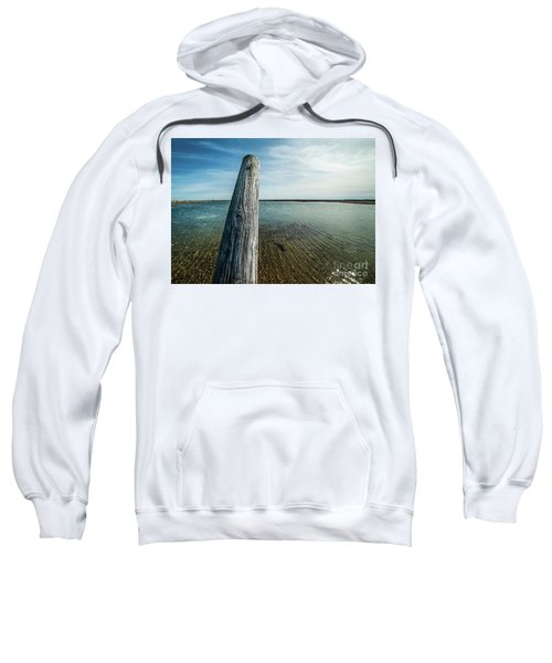 Provincetown Breakwater #2 Sweatshirt