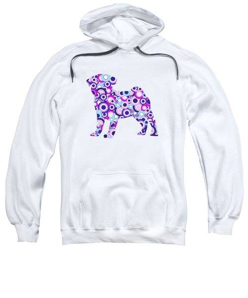Pug - Animal Art Sweatshirt