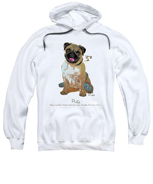 Pug Pop Art Sweatshirt