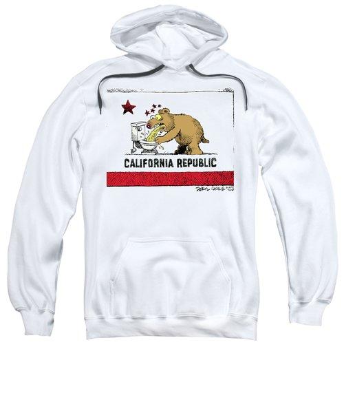 Puke Politics Sweatshirt