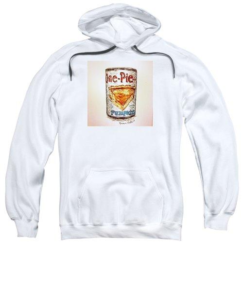 Pumpkin Pie Can Sweatshirt