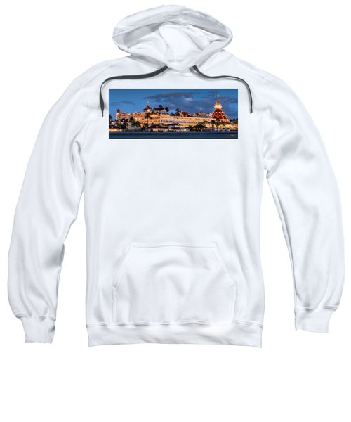 Pure And Simple Pano 48x18.5 Sweatshirt