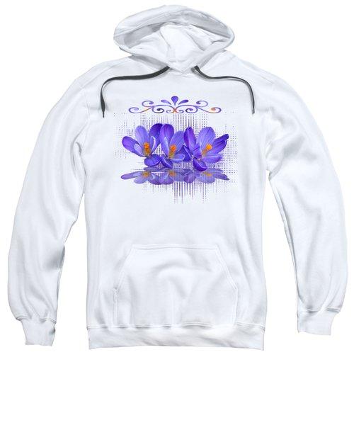 Purple Rain Sweatshirt