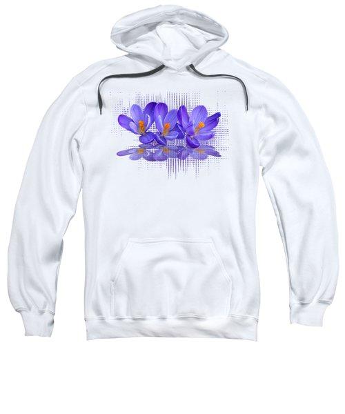 Purple Rain Triple Sweatshirt