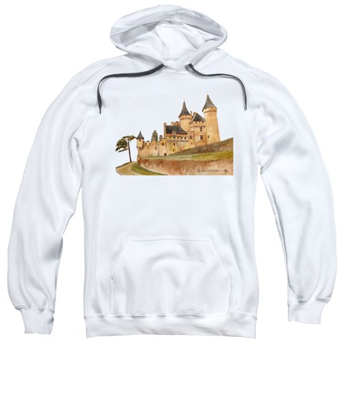 Puymartin Castle Sweatshirt