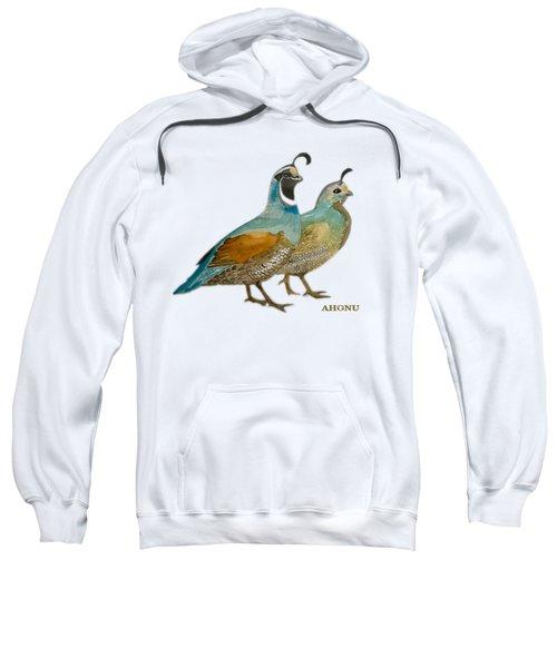 Quail Pair Sweatshirt