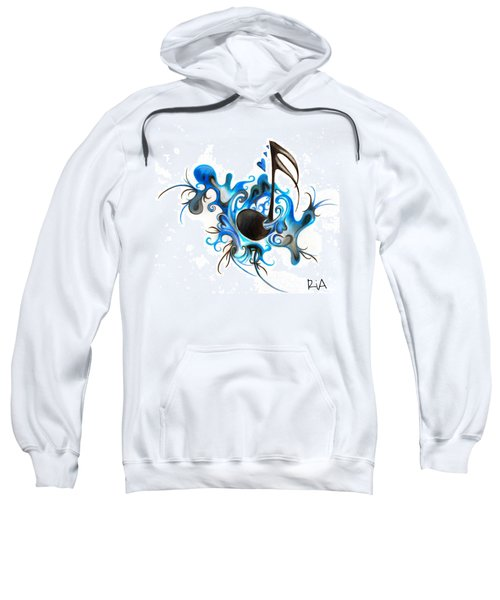 Quenched By Music Sweatshirt