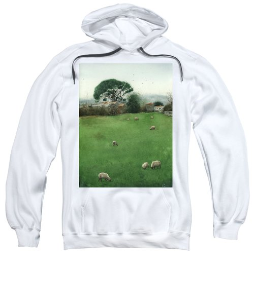 Quiet Day Sweatshirt