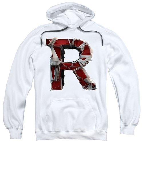 R Is Rock N Roll Sweatshirt