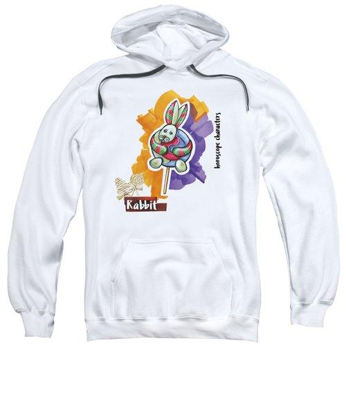 Rabbit Horoscope Sweatshirt