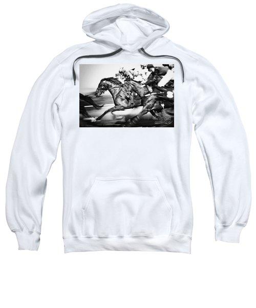 Racing Horses Sweatshirt