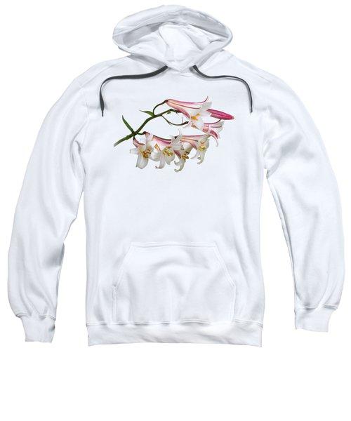 Radiant Lilies Sweatshirt