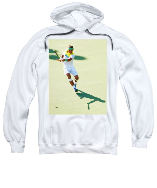 Rafael Nadal Shadow Play Sweatshirt