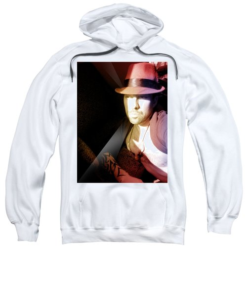 Rain Hat Sweatshirt