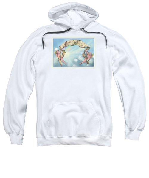 Rainbow Angels Sweatshirt