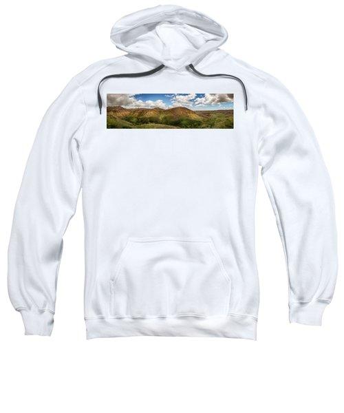 Rainbow Mountain Sweatshirt