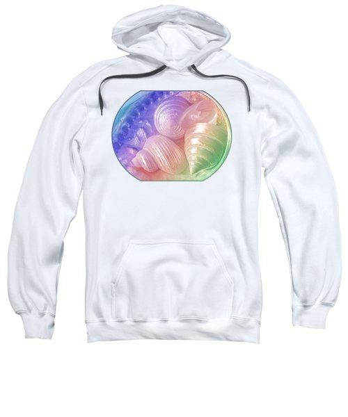 Rainbow Pearl Treasure Sweatshirt