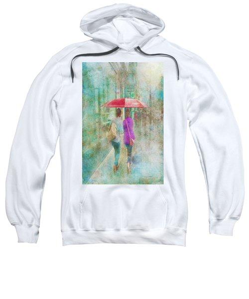 Rainy In Paris 1 Sweatshirt
