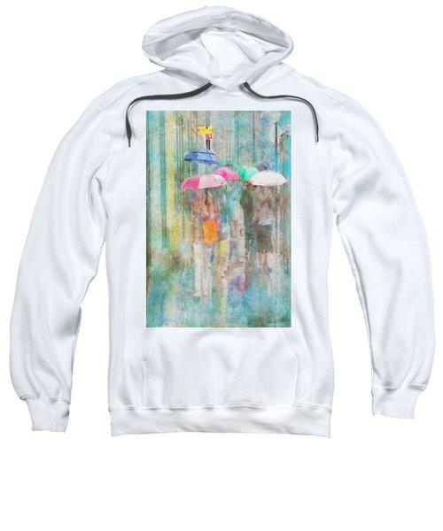 Rainy In Paris 2 Sweatshirt