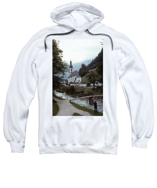 Ramsau Church Sweatshirt