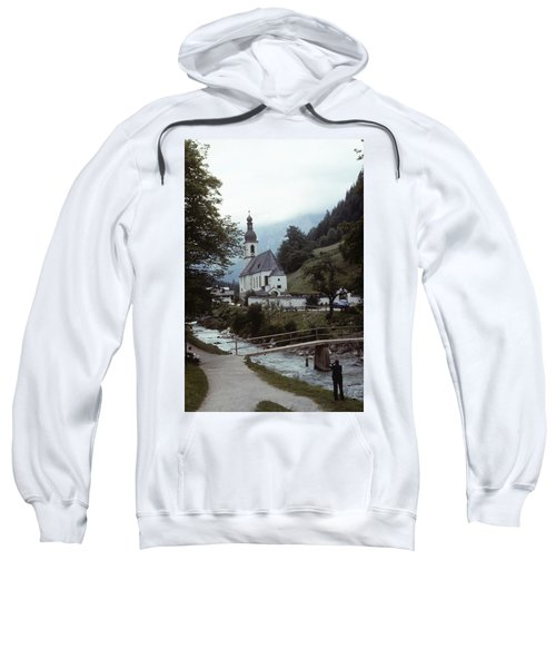 Ramsau Church Sweatshirt